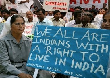 India tuntetes