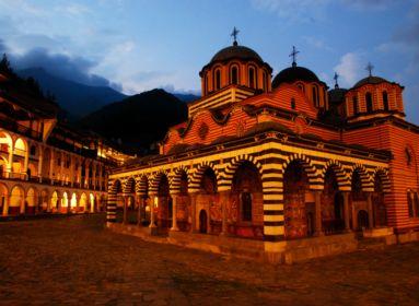 ortodox templom, Bulgária