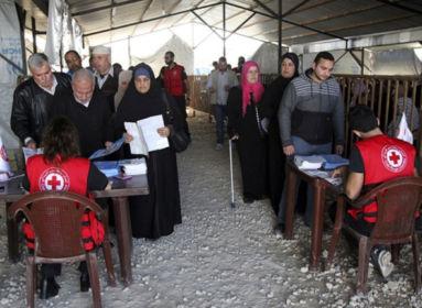 Szíriai menekültek