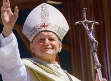 Szent II. János Pál pápa, könyörögj velünk a járvány megszűnéséért!