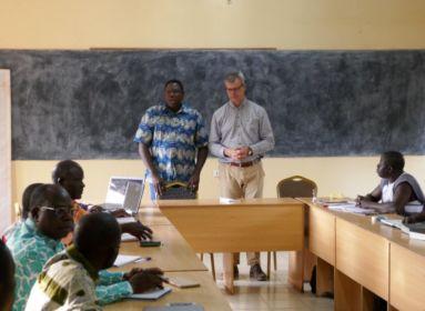 Videó: egy missziós lelkész Afrikában