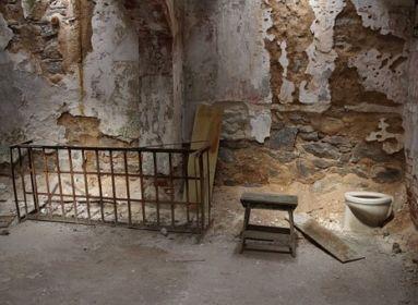 romos börtön cella