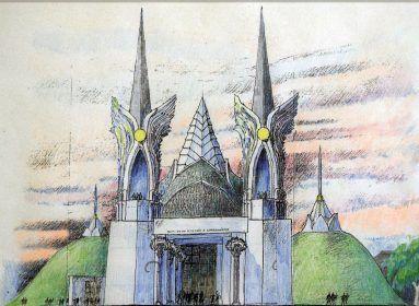 Épül az Új Ezredév Református Központ Temesváron