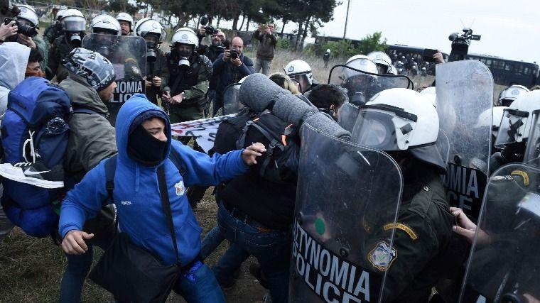 Az Európai Bizottság már felvette a kapcsolatot a görög hatóságokkal a.