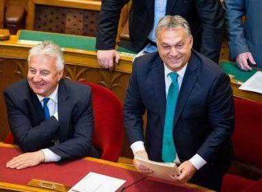 Hadházy provokálni próbálta Orbánt