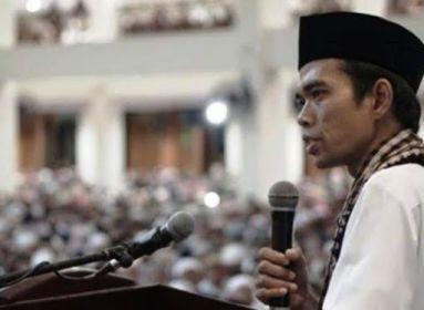 Indonéz sejk: a keresztben a Sátán lakozik