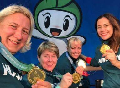 Világbajnok lett a magyar kerekesszékes női tőrcsapat