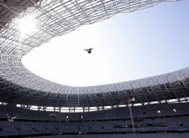 A keresztények istendicsérete megszenteli a stadionokat