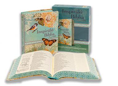Magyarországon is megjelent az Inspiráló Biblia