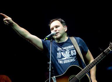 Matt Redman Isten megújuló irgalmáról énekel