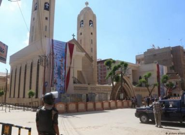 Kivégezték az egyiptomi terroristát, aki keresztény templomot támadott meg
