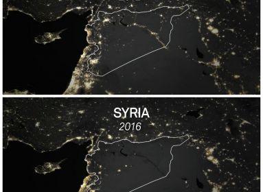 Ekkora pusztítást végzett a szíriai háború