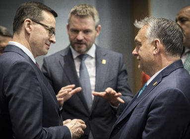 Orbán Viktor: nem fogadható el négy nettó befizető ország 1 százalékos ajánlata