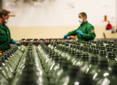 """Mol-féle fertőtlenítőszer: az etanol mennyisége a """"szűk keresztmetszet"""""""