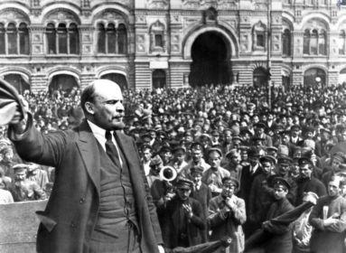 Felállították Nyugat-Németország első Lenin-szobrát