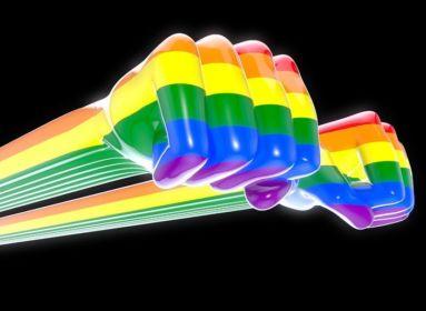 Homoszexuálisok törvénysértésének falaz az önkormányzati lap