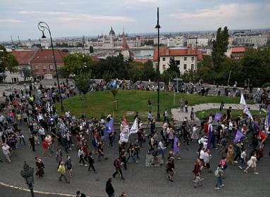 Ungváry Zsolt: Amikor a Názáreti tüntet