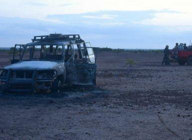 Francia segélyszervezet munkatársaival végeztek Nigerben