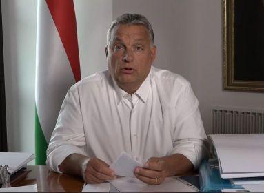 Orbán Viktor: Jourová megsértette Magyarországot, távoznia kell pozíciójából