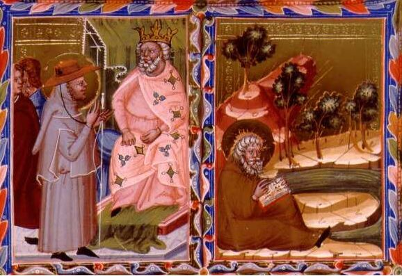 A Szentföldre indult Itáliából, magyar püspök lett belőle