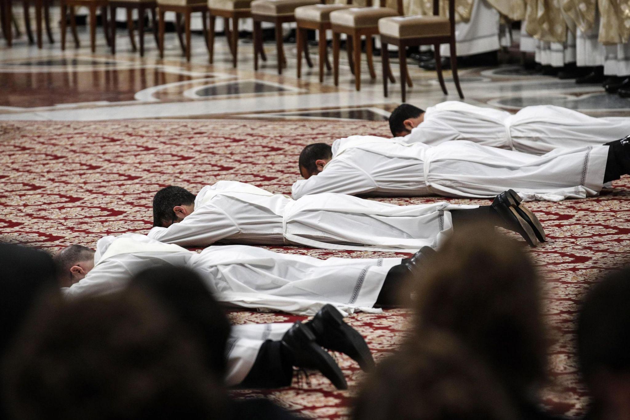 Papszentelés Vatikánvárosban
