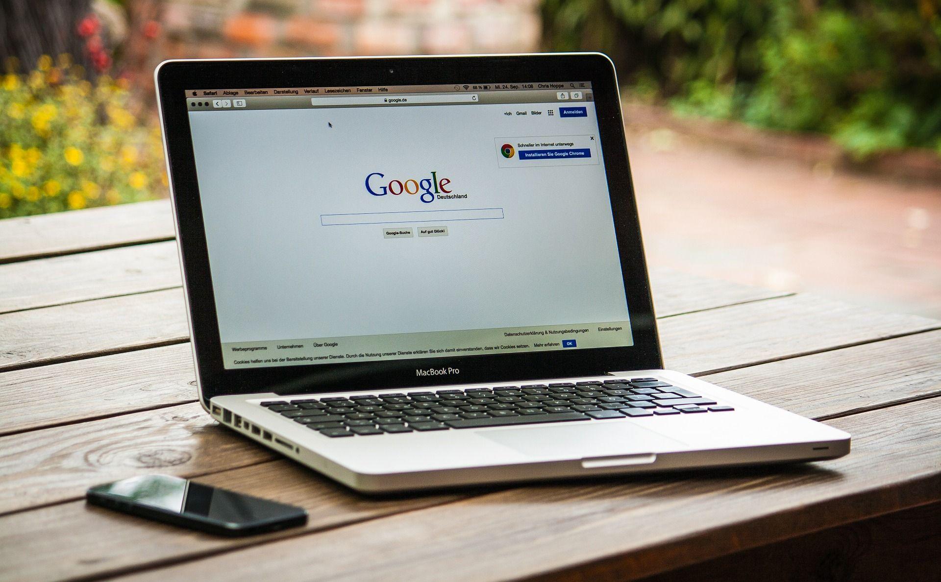 google, számítógép