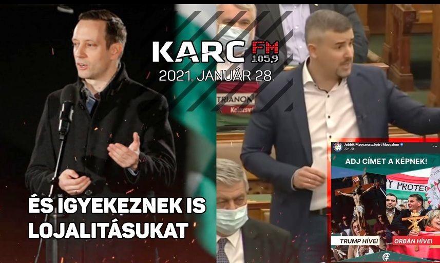 A Jobbik le sem vetkőzte antiszemitizmusát, de már felöltötte a keresztényellenességet
