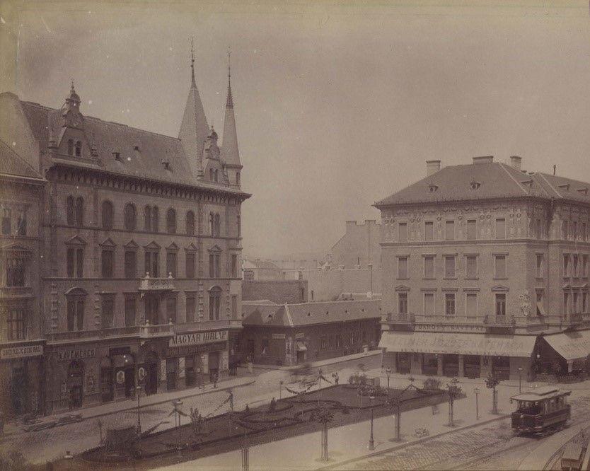 Budapest elveszett tetődíszei XXI.