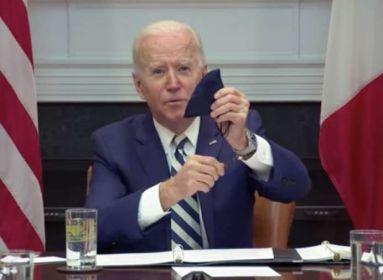 Biden a rózsafüzérét lóbálta a mexikói elnökkel való megbeszélésen