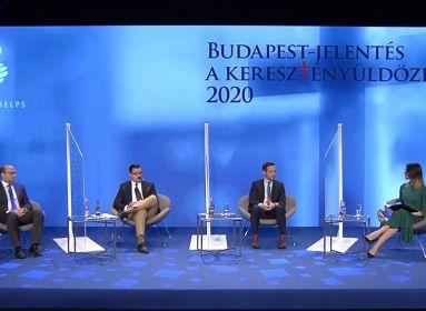 Budapest jelentés online bemutató