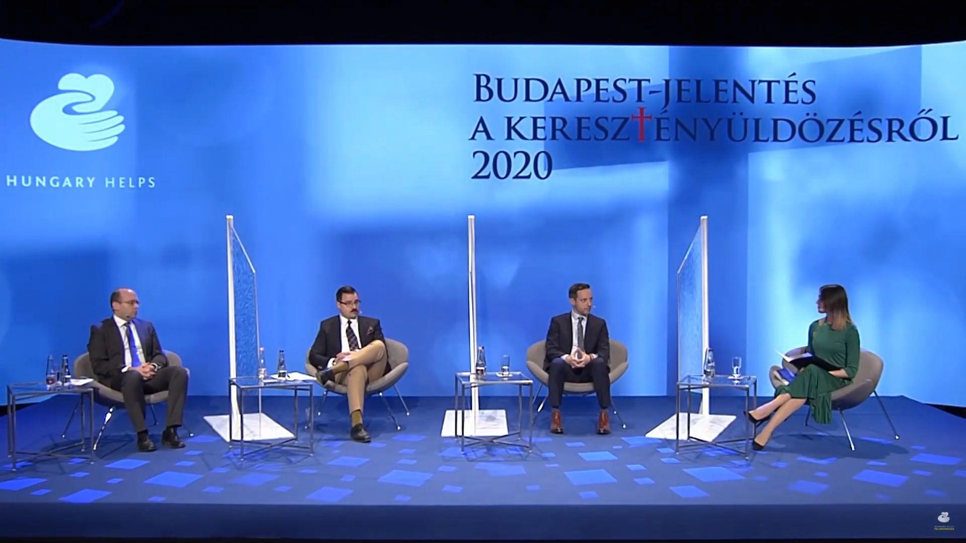Elkészült a 2020-as Budapest-jelentés a keresztényüldözésről - vasarnap.hu