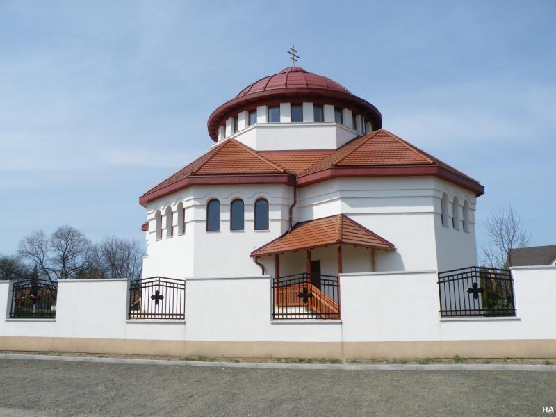gödöllő görögkatolikus templom