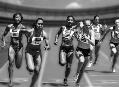 női sportolók