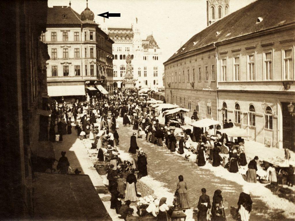 Budapest elveszett tetődíszei XXV.