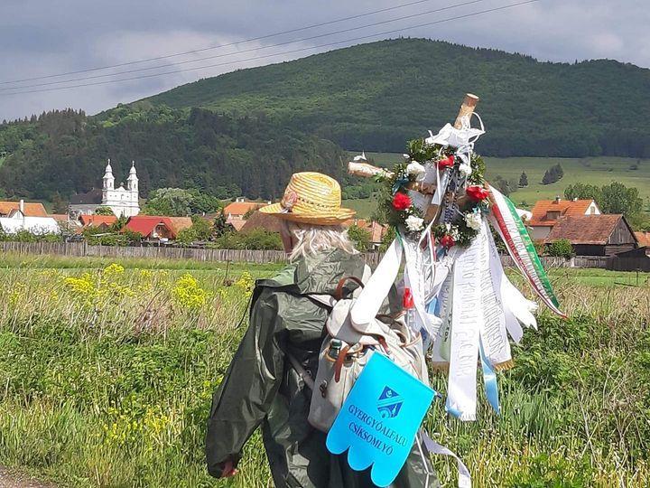 erdélyi Mária Út; fotó: Antal István
