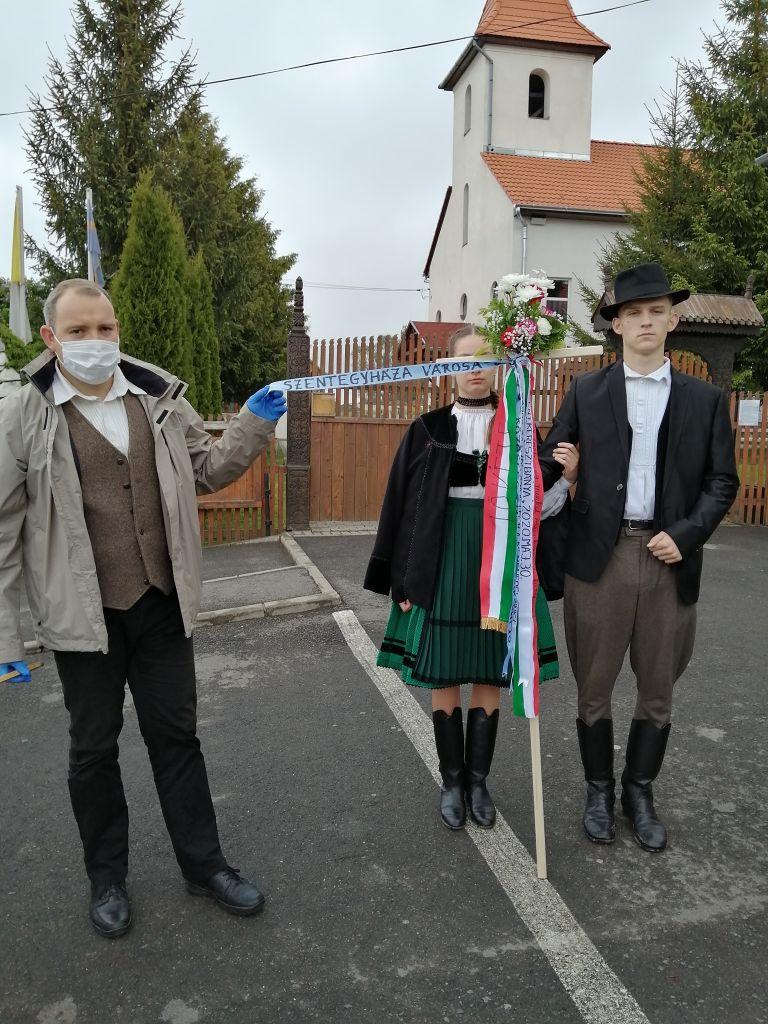 Mária Út zarándoklat, fotó: Antal István