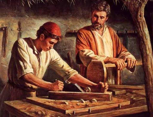 Szent József a dicsőítő szív példaképe