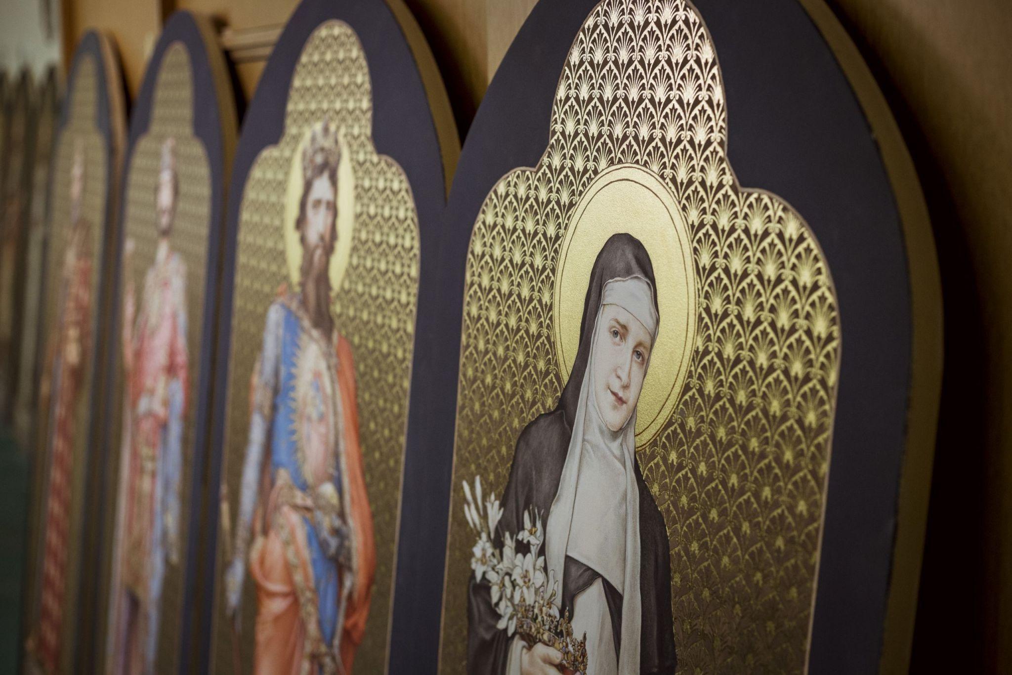 Befejezés előtt áll a lélegzetelállító Szent István terem