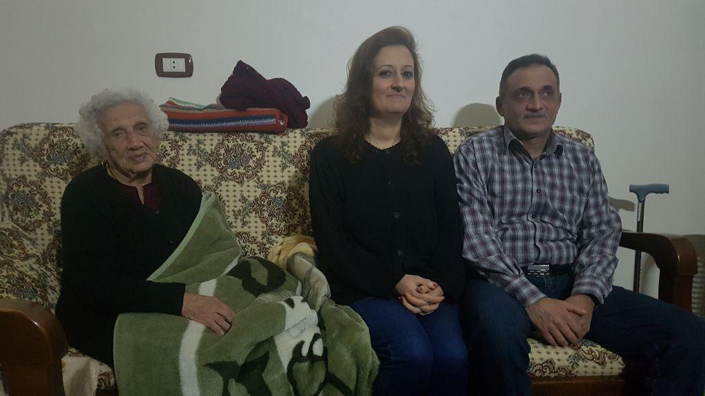 Homsz szíria keresztények hungary helps