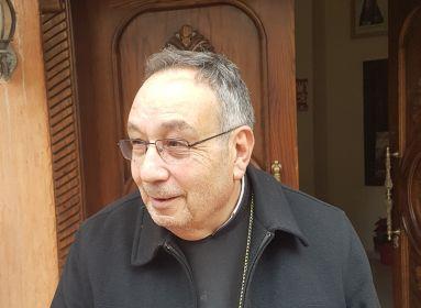 homsz szíria keresztények jean abdo arbach