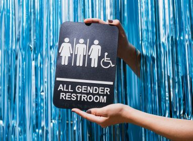transzgender, mosdóhasználat