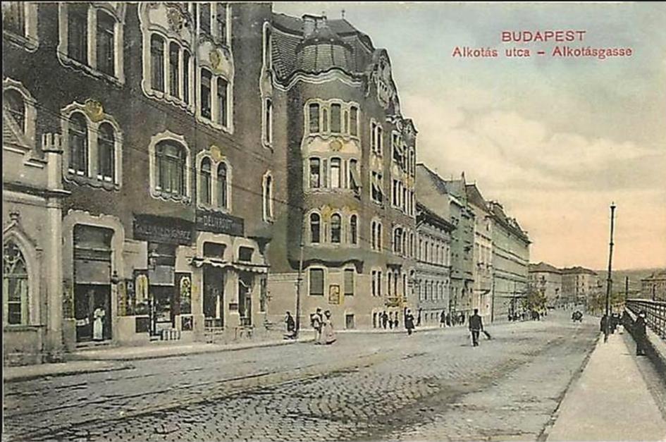 Budapest elveszett tetődíszei XXVII.
