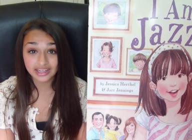 Jazz Jennings, és a transzgender könyv