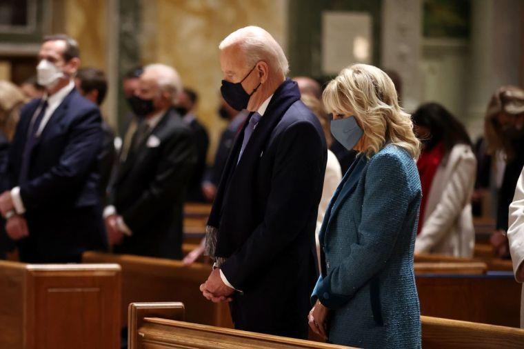 Biden, vallás