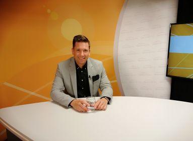 Takács Bence versmondó, televíziós műsorvezető