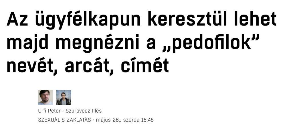 444 pedofil cikk
