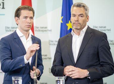 Osztrák belügyminiszter: Akinek nincs joga Európában lenni, azt haza kell küldeni