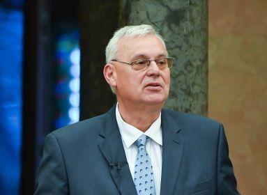 Aradszki András, fotó: MTI