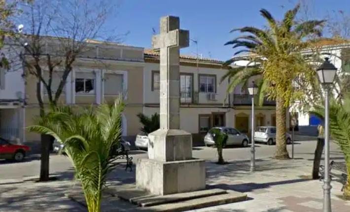 Eltávolított spanyol kereszt