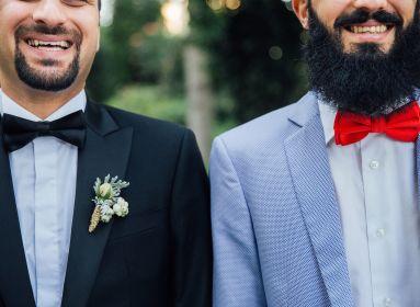 homoszexuális pár
